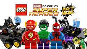 lego super heroes mighty micros £6.50 instore @ Tesco