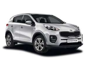 Kia Sportage 1.6 GDI 1 5 dr £4465.50. 2 year lease. 10,000 miles pa @ Select Car Leasing