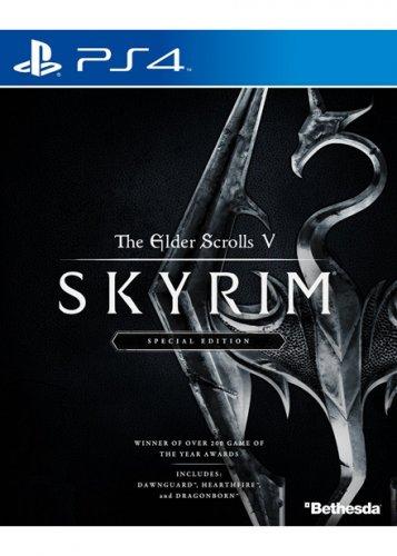 [PS4/Xbox One] Elder Scrolls V: Skyrim Special Edition - £34.85 - Shopto (Simply Games - £32.85 / Base £32.69)