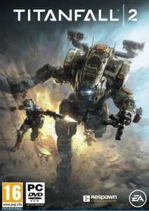 titanfall 2 pc cdkeys ( around £28.50 with fb 5%code) pre order £29.99