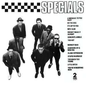The Specials - The Specials Vinyl LP £7.99 @ HMV