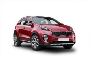 Cheaper Kia Sportage 1.6 1 Gdi Lease 10k miles £4181.71 @ Leasing Options
