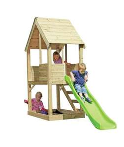 TP Wooden Multiplay Playhouse £189.99 Argos