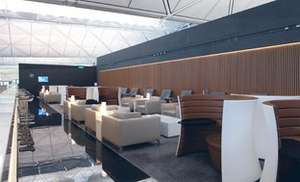 Up to 32% Off Airport Lounge Access at 21 UK Airports for Up to 10 with Trusted Lounges @ Groupon - £5