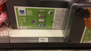 3 tier shelf @ home bargins for £9.99!