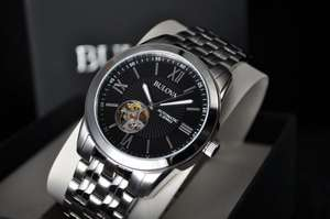 Bulova Mens Automatic Watch £54.99 Delivered from watches2U