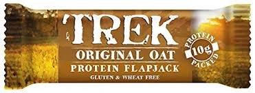 trek original oat protein flapjacks: £0.29 at home bargains