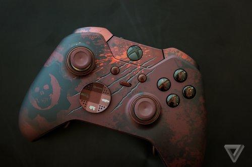 Xbox One Wireless Elite Controller: Gears of War 4 Edition. £129.99 @ Zavvi