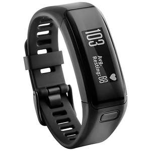 Garmin vivosmart HR Sports Activity Tracker Watch With Wrist Heart Rate Monitor, Regular, Black £99.99 @ John Lewis