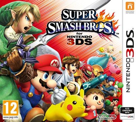Super Smash Bros for 3DS £25.99 (£23.39 with My Nintendo) @ eShop
