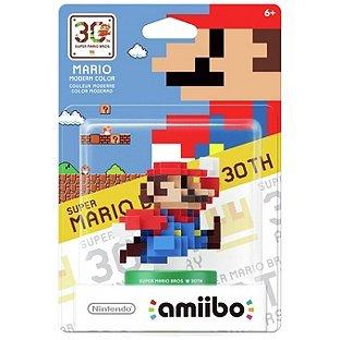 Mario 30th Anniversary Classic Colours Amiibo £7.99 @ Argos