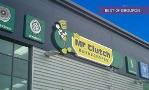 Air Conditioning Recharge and Antibacterial Clean at Mr Clutch Autocentres, 34 Locations £22.95 with code @ Groupon