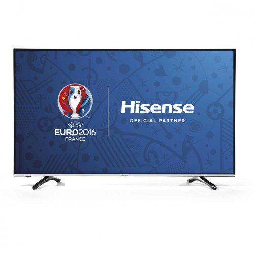 "Hisense H49M3000 49"" Smart 4K Ultra HD TV, Freeview HD, 4xHDMI, 3xUSB £341.10 @ AO.com [use code HISENSETV10]"
