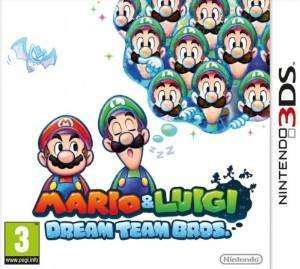 Mario and Luigi: Dream Team Bros (3DS) £12.31 (£14.30 Non-Prime) @ Amazon