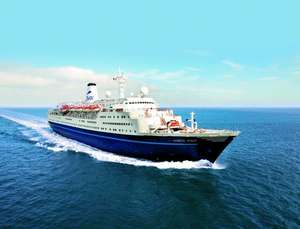Overnight Cruise Newcastle to Edinburgh £59pp 16 July cruisenation