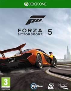 [Xbox One] Forza Motorsport 5: GOTY Edition £6.43 (approx.) - Russian Xbox Store