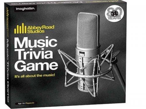 Abbey Road Studios Music Trivia Game £3.50 FREE P&P  Tesco on eBay