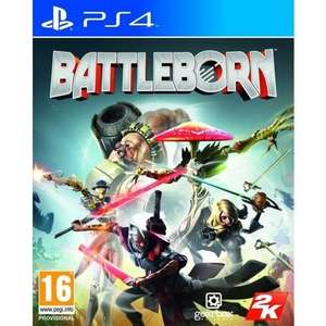 PS4 Battleborn £16.95 @ eBay/The Game Collection Outlet