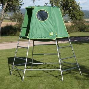 TP Explorer Climbing Frame and Den £147.99 Beales