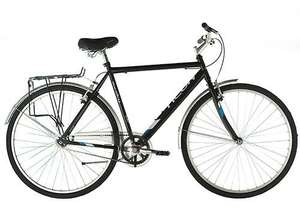 Raleigh varsity menswomens hybrid single speed bike £100 @ halfords website
