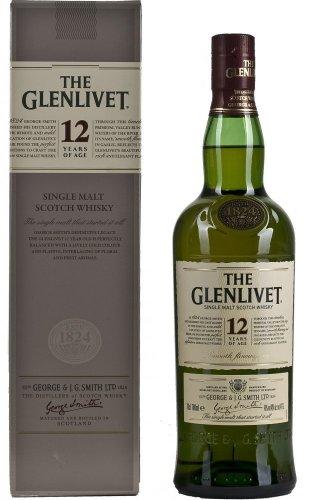 The Glenlivet Single Malt Whisky 12 Years Old 35cl (half bottle) £12.00 @ Booths