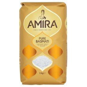 Amira pure basmati rice 8kg - £8 @ Tesco