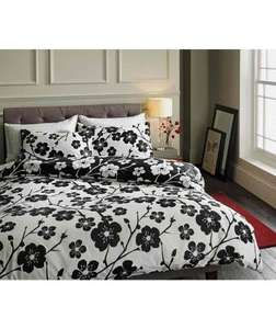 Kingsize bedding £7.87 @ Argos.