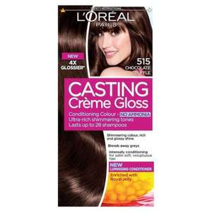 L'oreal Casting Creme Gloss for £3.81 @ Tesco