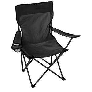 Folding Camping Chair £3.75 @ Wilko