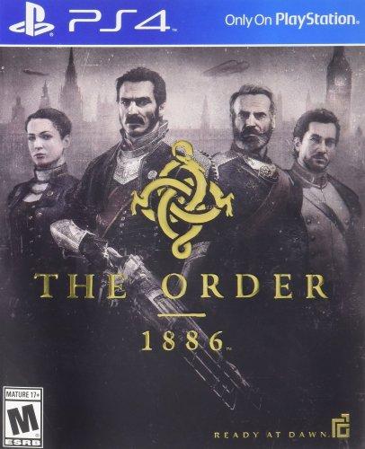 The Order: 1886 - PS4 [Digital Code]  Amazon.com - £5.65
