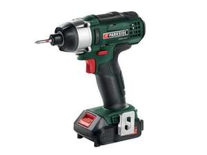 PARKSIDE 18V Li-Ion Cordless Impact Driver £39.99 at Lidl from 23rd June