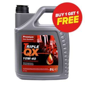 Buy One Get One FREE - Engine Oils from £19.99 - Euro car parts - Ends 4pm today