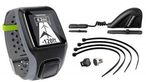 TomTom Multisport GPS watch + Cadence Sensor £75 @ Halfords C+C