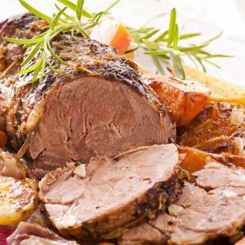 Roast Welsh Lamb - a real winner £19.65 + £15 P&P - £34.65 @ Graig Farm