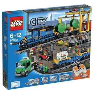 LEGO City - Cargo Train - 60052 - £89.97 @ ASDA George - Cheapest Around
