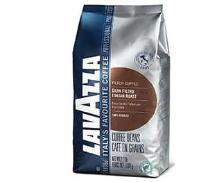 Lavazza Gran Filtro Italian Roast 500g (ground coffee) £2.49 @ B&M