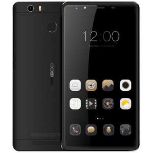 6 incher for £71.28! Leagoo Shark 1 6.0 inch 4G Phablet Android 5.1 MTK6753 64bit Octa Core 1.3GHz 3GB RAM 16GB ROM Fingerprint ID 13.0MP + 5.0MP Cameras 2.5D Corning Glass Screen 6300 mAH battery @ Gearbest