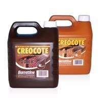 Creocote in dark and light brown 4L £6.99 @ Buyology
