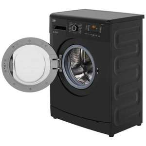 Beko washing machine Black wmb61432b only £199 and free delivery with KHUWF code @ Very