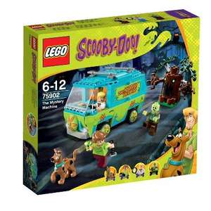 Lego Scooby-Doo Mystery Machine RRP£29.99 now £17.99 delivered at Smyths Toys