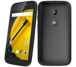 Moto E 2nd Gen black on PAYG Vodafone - £35