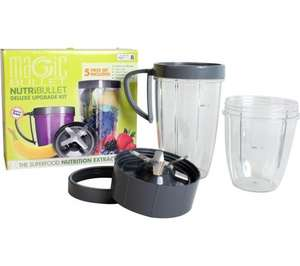 NutriBullet Accessory Kit £9.99 @ Currys