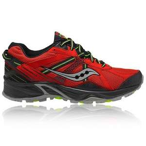 SAUCONY Grid TR 7 Trail Shoes 50% OFF £35.99 delivered @Sportshoes.com