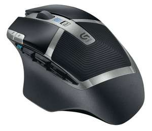 Logitech G602 Wireless Gaming Mouse £36.99 @ Amazon.co.uk - Lightning deal