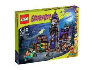 Lego 75904 Scooby-Doo Mystery Mansion £53.99 @ Amazon with free delivery