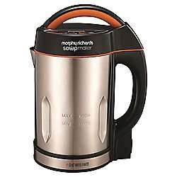 Morphy Richards soup maker £18 down from £60 Tesco instore (Telford)