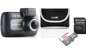 "Nextbase 212 Dash Cam and free GO pack bundle £59.99 Halfords click and collect (also £47.99 for ""old tech"" trade in)"