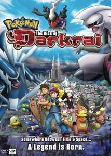Pokemon The Rise of Darkrai movie free on ITV Player