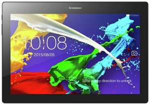 Lenovo Tab 2 A10 10 Inch 16GB WiFi Android Tablet - Blue. £109.99 (Refurbished via Argos eBay)
