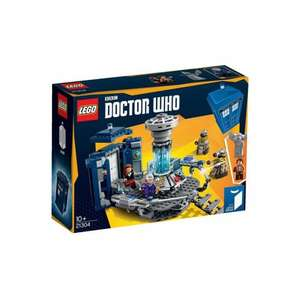 LEGO Ideas Doctor Who 21304 now £28.99 del (with code) @ Smyths Toys